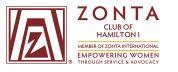 Zonta Club of Hamilton 1 Logo